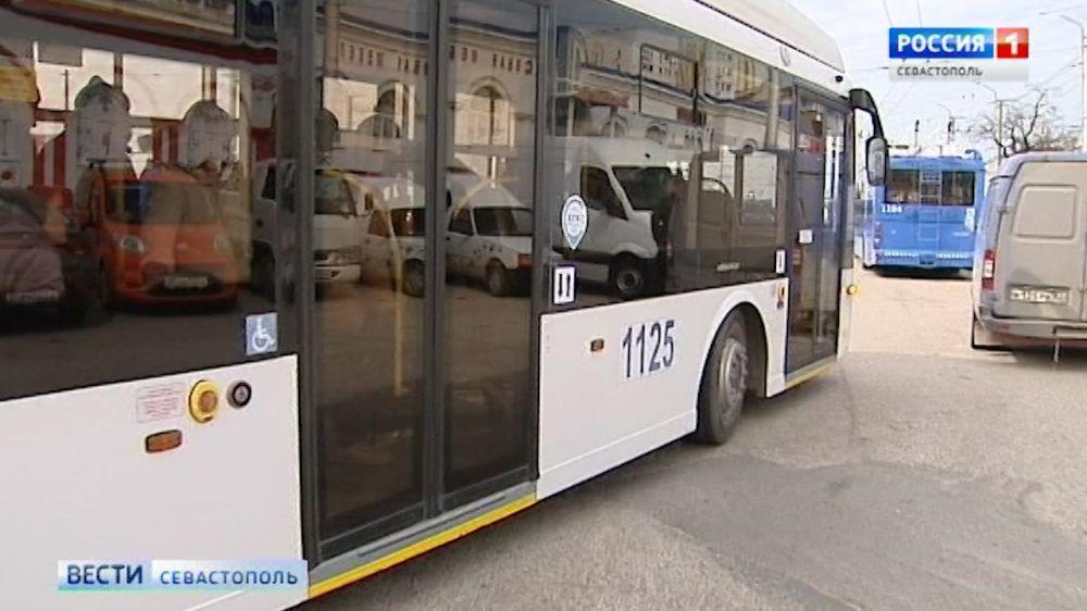 Севастопольцам предлагают контролировать работу общественного транспорта