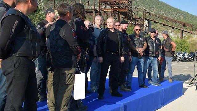Забыли спросить: о протесте Украины из-за поездки Путина в Крым