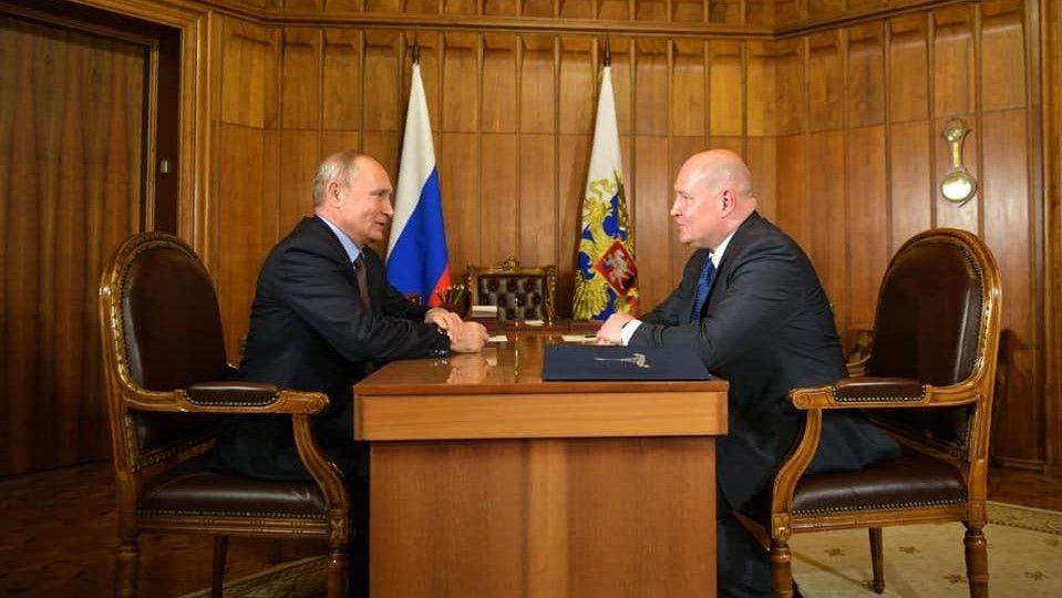 Путин одобрил строительство служебного жилья в Севастополе