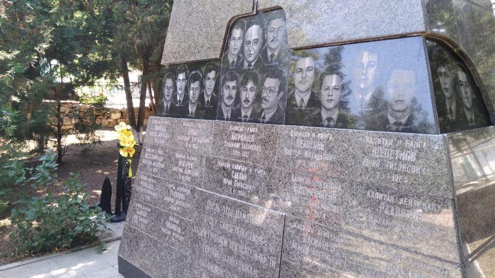 Севастополь вспоминает погибших подводников АПЛ «Курск»