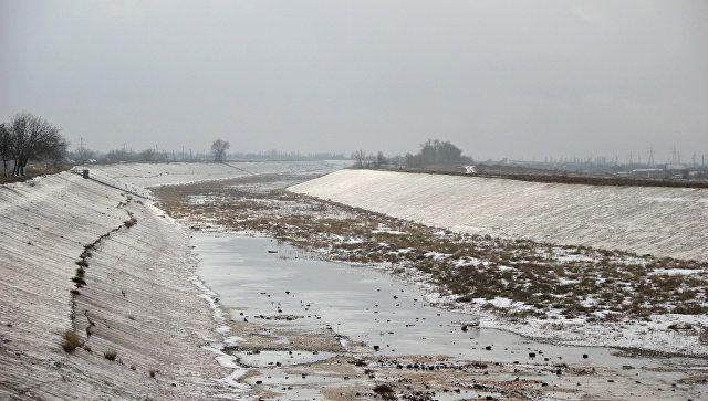 Как на Украине оправдывают водную блокаду Крыма