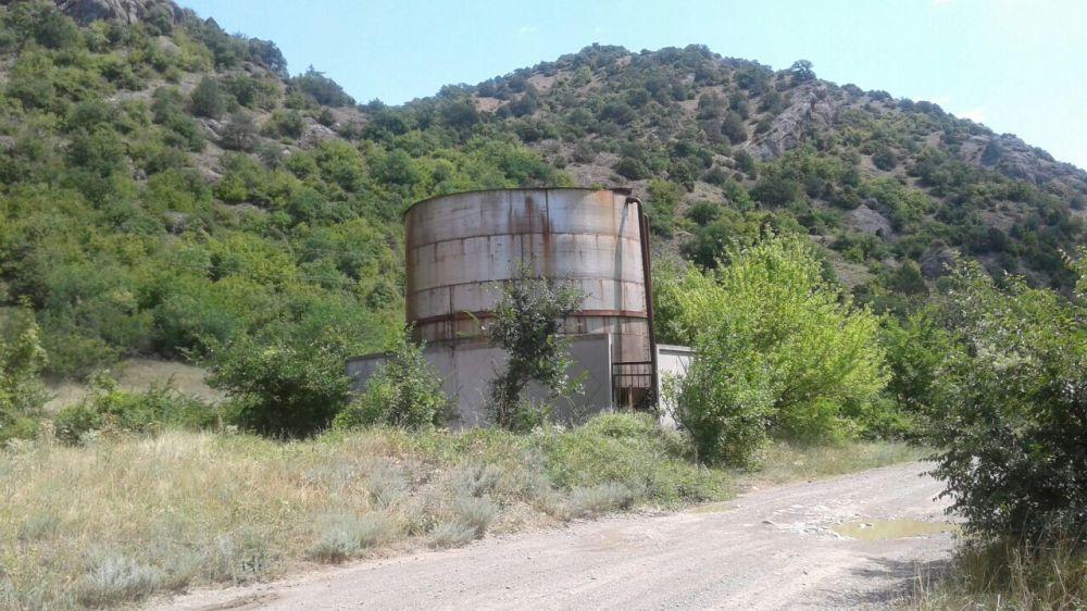 Эксперты Госкомцен РК провели мониторинг выполнение производственных программ водоснабжения в Судаке