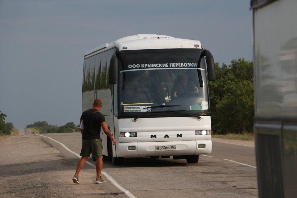 Полицейские выявили в Крыму нарушения в сфере пассажирских перевозок