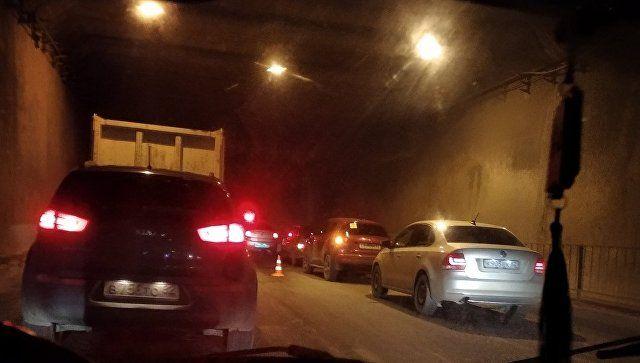Тоннели на Евпаторийской трассе закроют - Минтранс