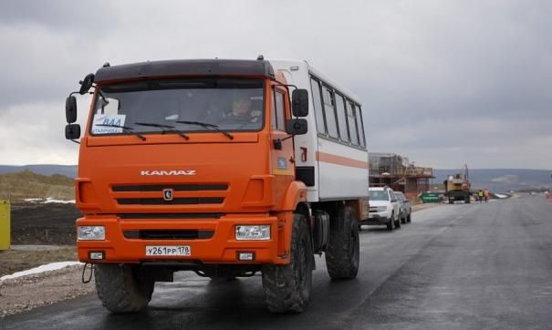 Правительство Севастополя анонсировало поиск нового подрядчика для строительства Камышевого шоссе