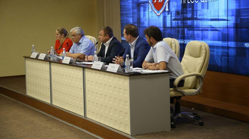 Сергей Зырянов дал положительную оценку работе телерадиокомпании «Крым»