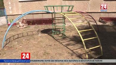 Строительство двух модульных детских садов заканчивается в Красногвардейском районе