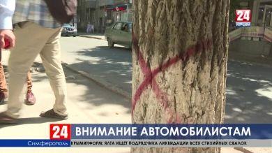 Движение по улице Александра Невского в Симферополе перекроют в эти выходные