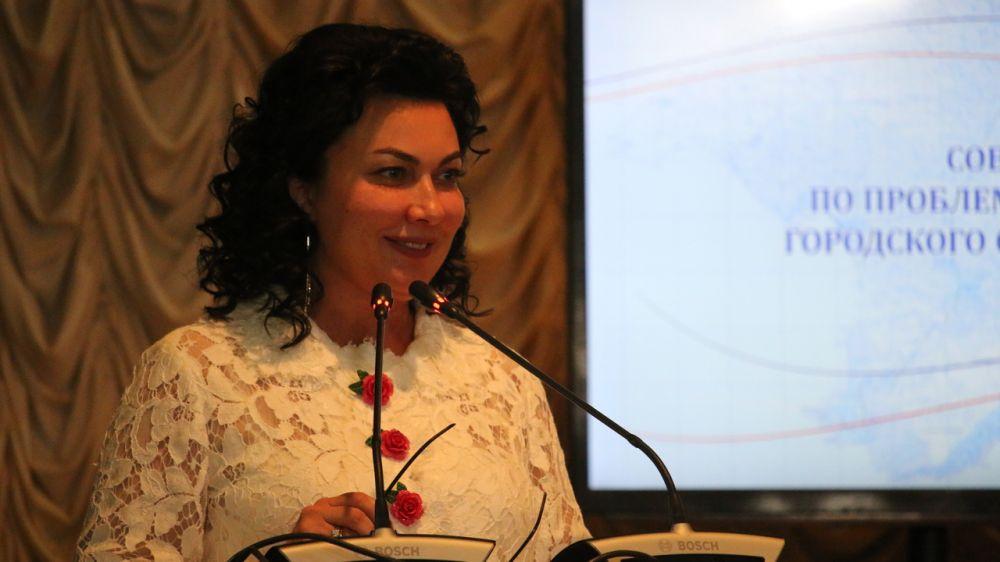 Арина Новосельская: Полностью исполнены поручения Главы Республики Крым по итогам выездных совещаний в Евпаторийский городской округ