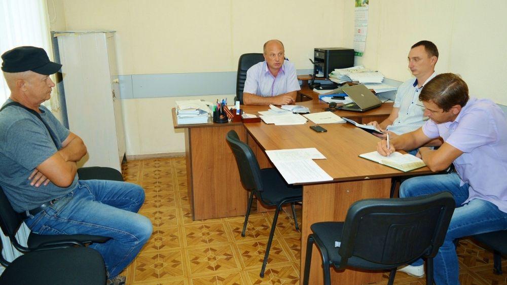 На совещании у Андрея Сорокина рассмотрены вопросы подготовки МКД к осенне-зимнему периоду