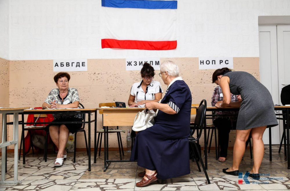 Как проголосовать не по месту регистрации – в другом городе или районе Крыма