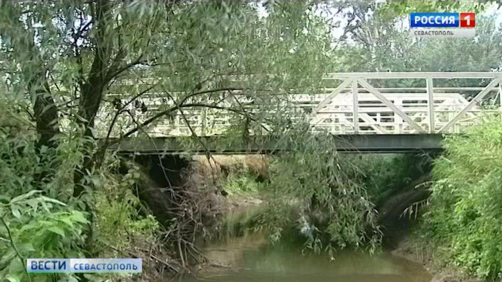 Севастопольцев приглашают на субботник по расчистке русла реки Черной