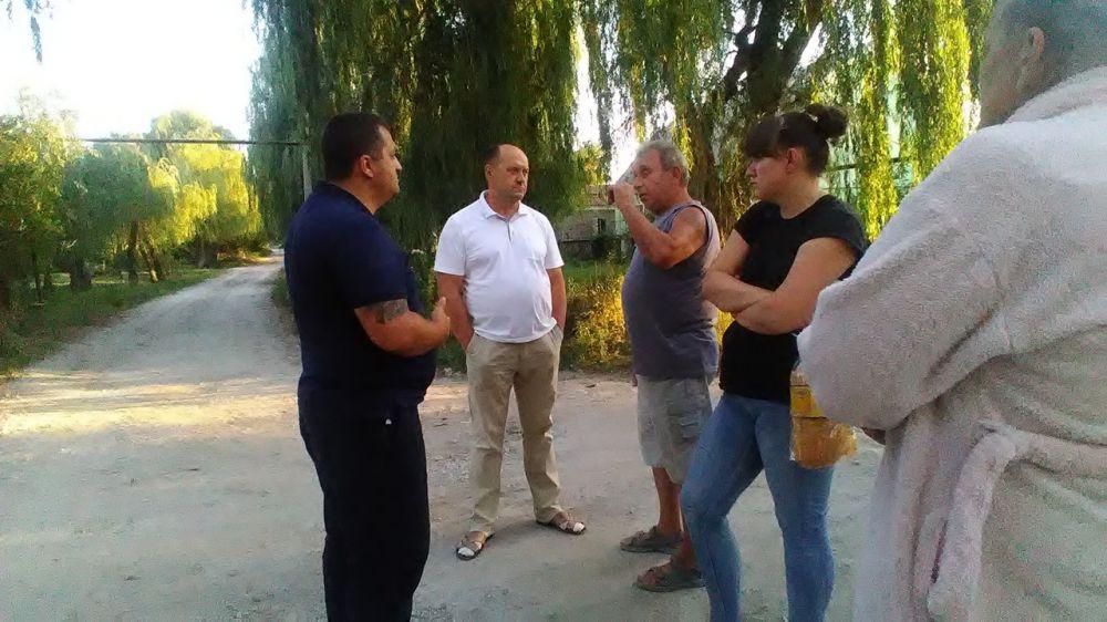 В Феодосии обсудили вопросы обустройства реабилитированных народов Крыма