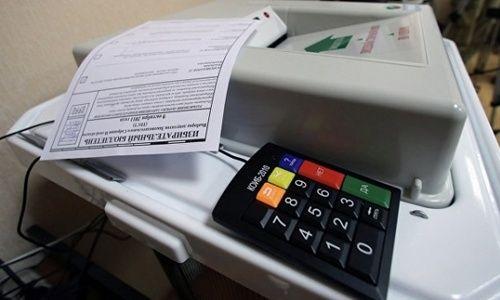 Всего при голосовании на выборах в Крыму 8 сентября планируется применить 247 КОИБов