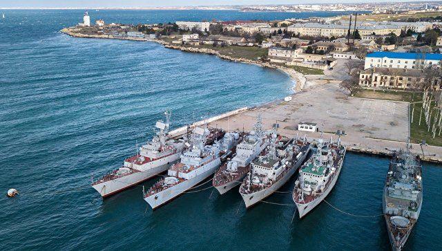 Зеленского просят вернуть корабли ВМСУ из Крыма