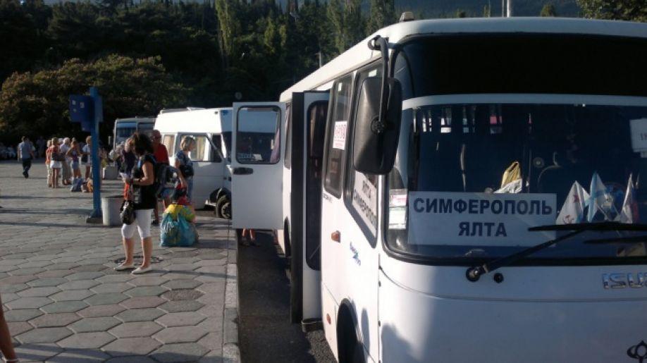 В Евпатории наблюдается дефицит водителей автобусов