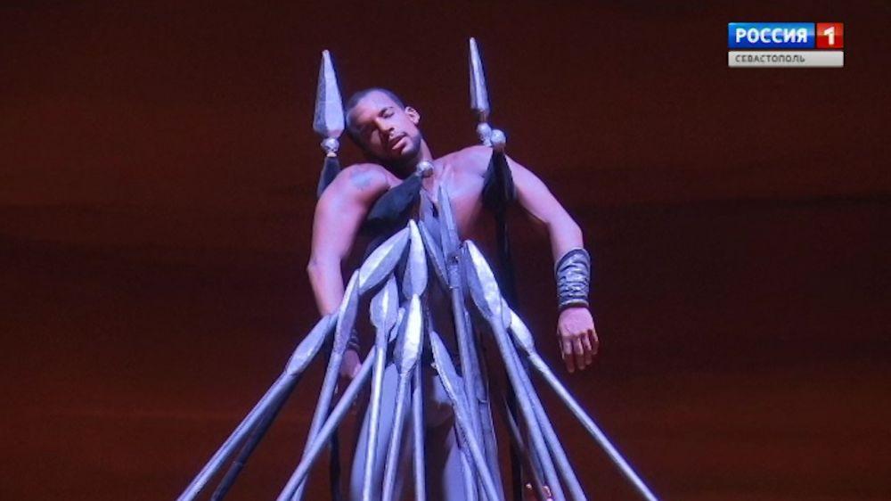Лучшие моменты фестиваля оперы и балета в Херсонесе