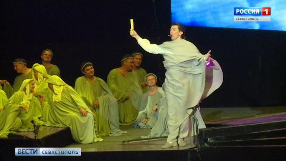 Фестиваль оперы и балета в Херсонесе объединил артистов 5 стран