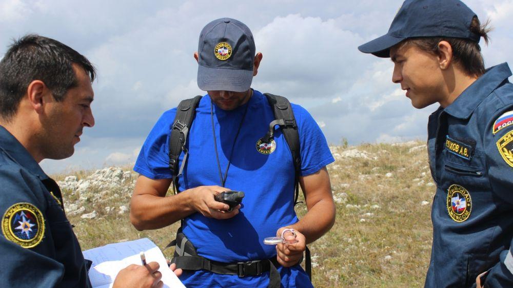 На плато Караби-Яйла функционирует спасательный пост ГКУ РК «КРЫМ-СПАС»