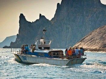 В Судаке и Алуште выявлены факты перевозки людей на маломерных суднах без лицензии