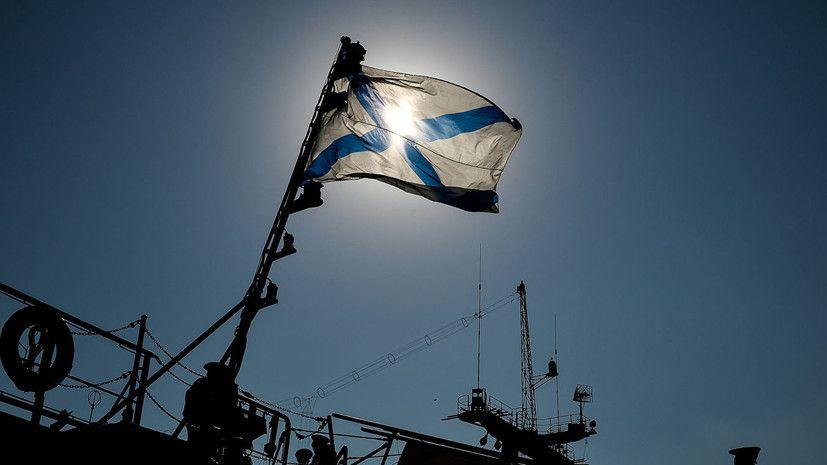 Подразделения Черноморского флота начали учения в Крыму