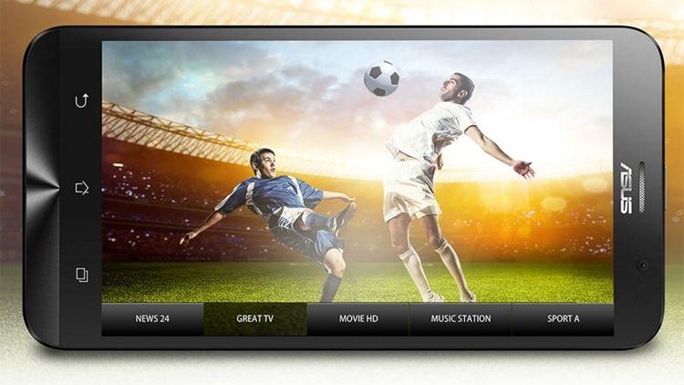 Цифровое эфирное телевидение можно смотреть прямо в смартфоне
