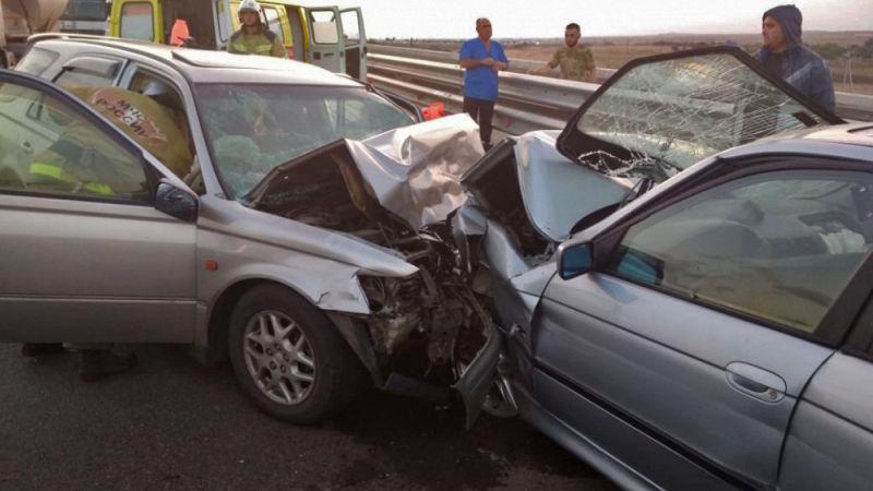 Информация о ДТП с пострадавшими на трассе «Таврида»