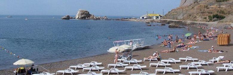 На пляже в Крыму турист из-за ревности убил мужчину