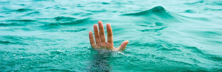 В Азовском море утонул мужчина