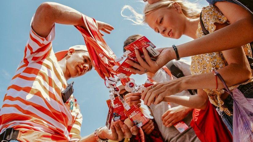 Участники фестиваля «Таврида-АРТ» получат 80 млн рублей в качестве грантов