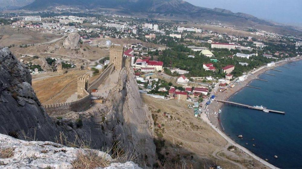 Минимущество Республики Крым установило в судакском микрорайоне Суук-Су сервитут в целях реализации строительства сетей газоснабжения
