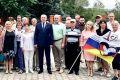 Немецкая делегация посетила Крым: они назвали полуостров частью России