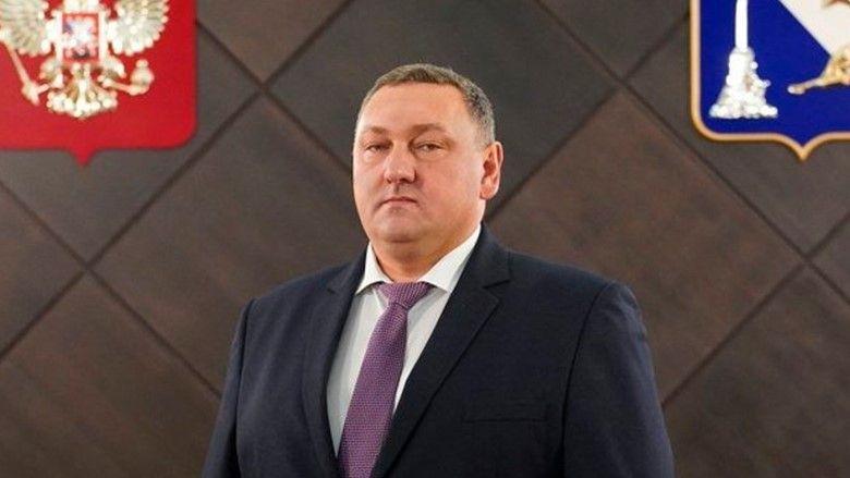 Отправлен в отставку глава департамента капстроя Севастополя Сергей Смирнов