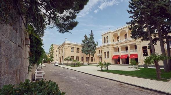 Бутик-отель «Дача. Рахманинов» открылся в Мисхорском парке