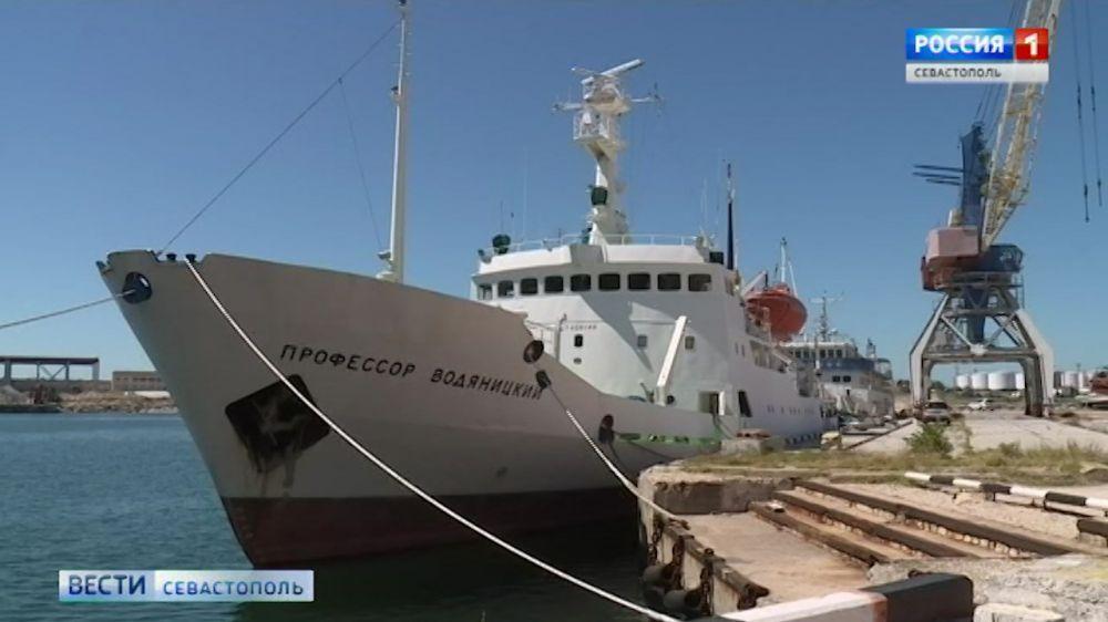 Институт биологии южных морей получил причал в Севастополе