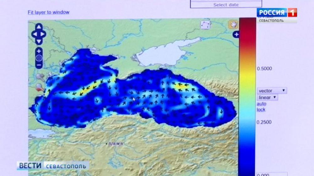 На катерах могут появиться табло с температурой воды в Чёрном море