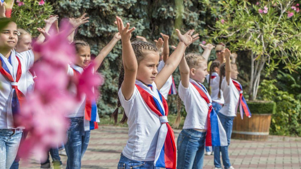 В Керчи стартовали мероприятия, приуроченные ко Дню Государственного флага Российской Федерации