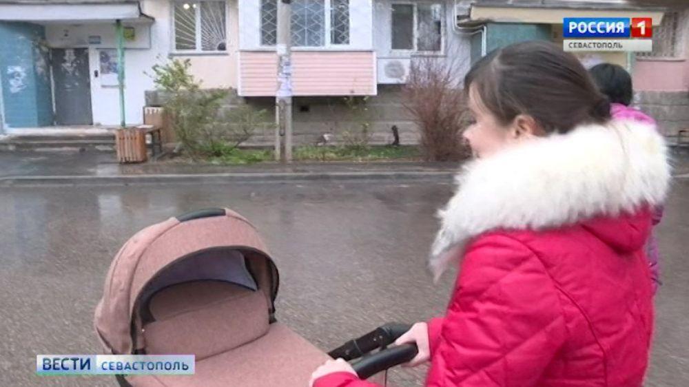 Пособие одиноким матерям Севастополя увеличили почти в 6 раз