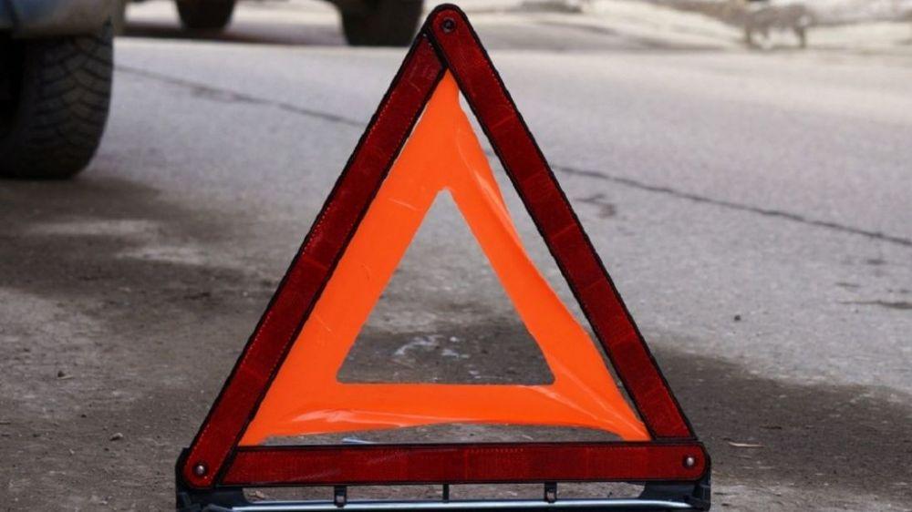 Восемь человек пострадали в результате двух ДТП в Крыму