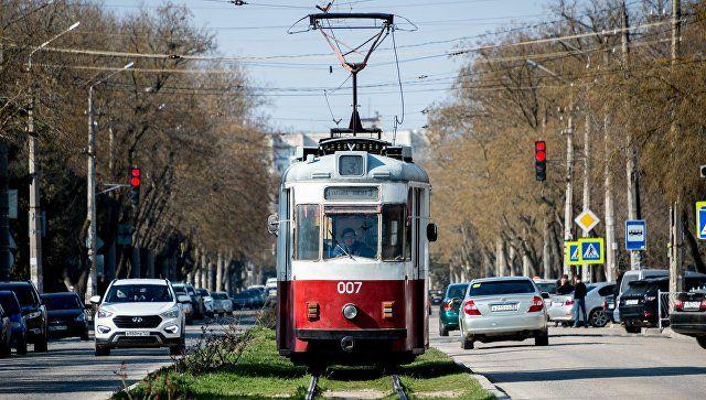 Общественники попросят Аксенова спасти трамвай в Евпатории