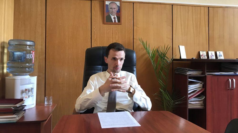 Максим Скорин повел прием граждан в Симферополе