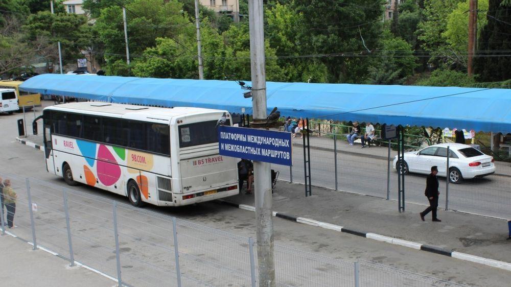 В Крыму запустили новые автобусные маршруты в Тулу и Пензу