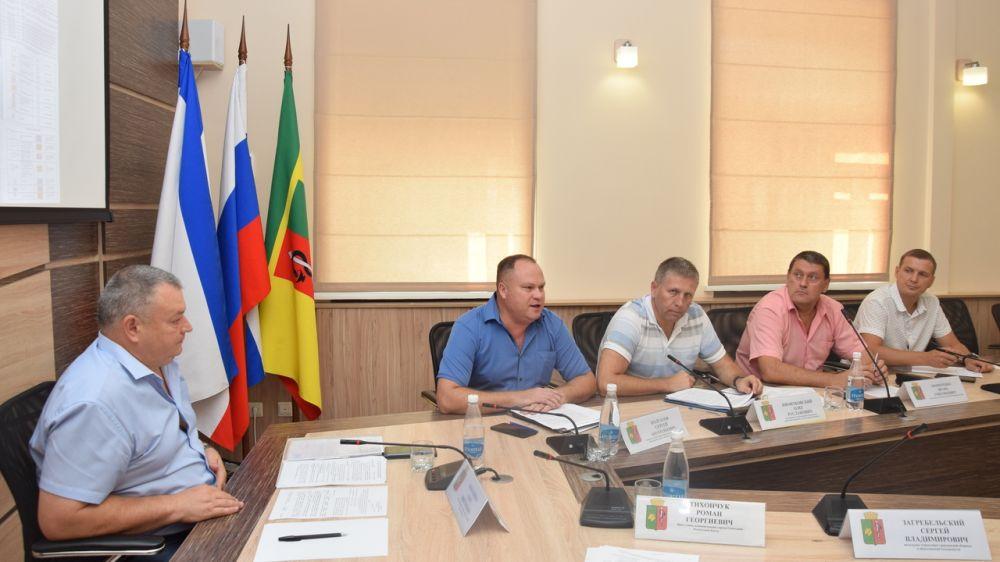 Сергей Шахов: Сотрудники МЧС Крыма продолжают проводить выездные заседания в регионах по проблемам в сфере защиты населения