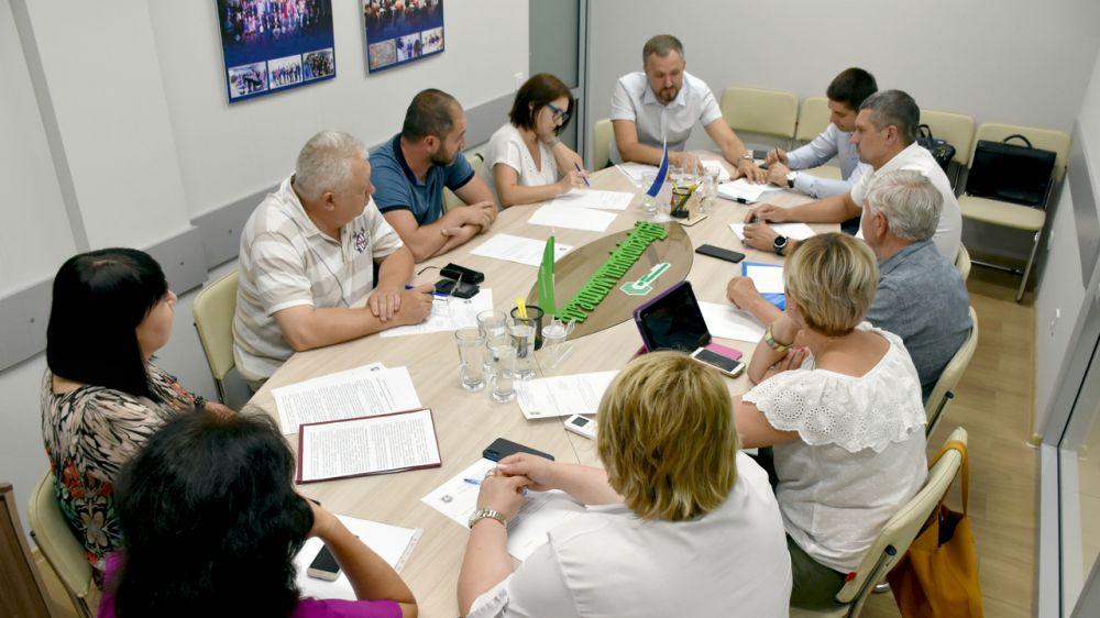 Состоялось очередное заседание Общественного совета при Минимуществе Крыма