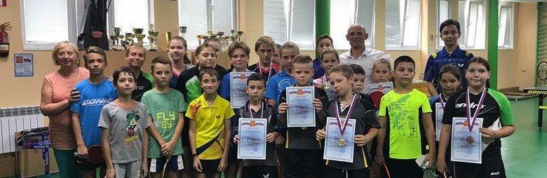 В Ялте провели турнир по настольному теннису среди детей, - результаты