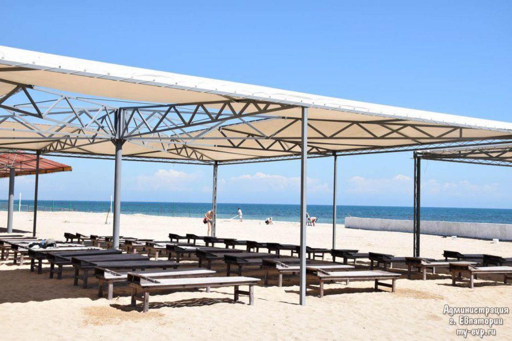 Есть планы по строительству 10 объектов для развития пляжных территорий и береговой линии Крыма, — минкурортов