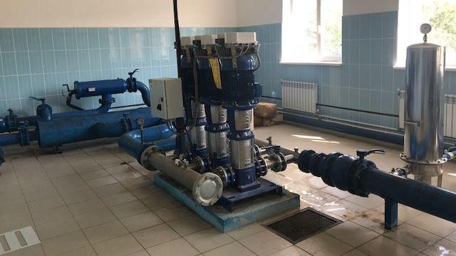 Специалисты Госкомцен РК проинспектировали объекты ВКХ в Симферопольском районе