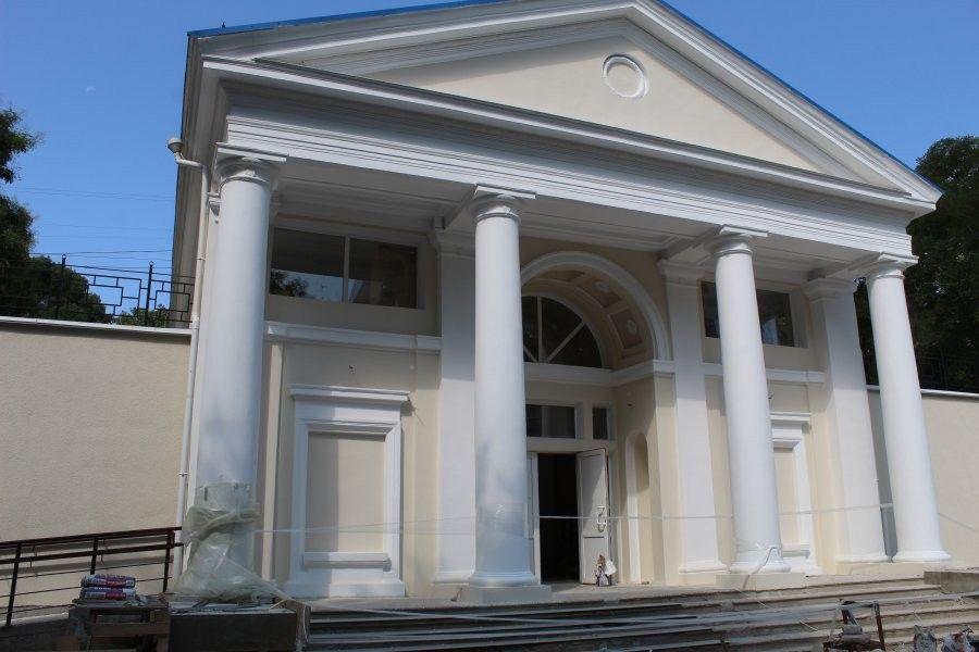 Дом культуры в Инкермане могут переименовать в дворец