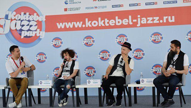 Koktebel Jazz Party – истинно джазовый фестиваль - Billy's Band