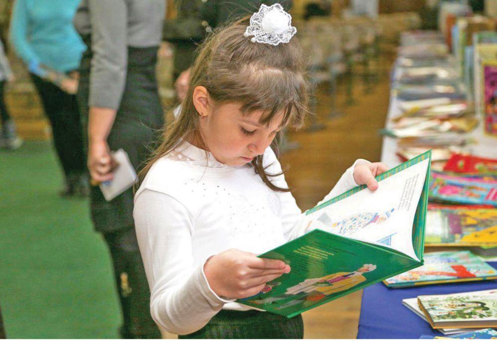Как привить ребёнку любовь к литературе?